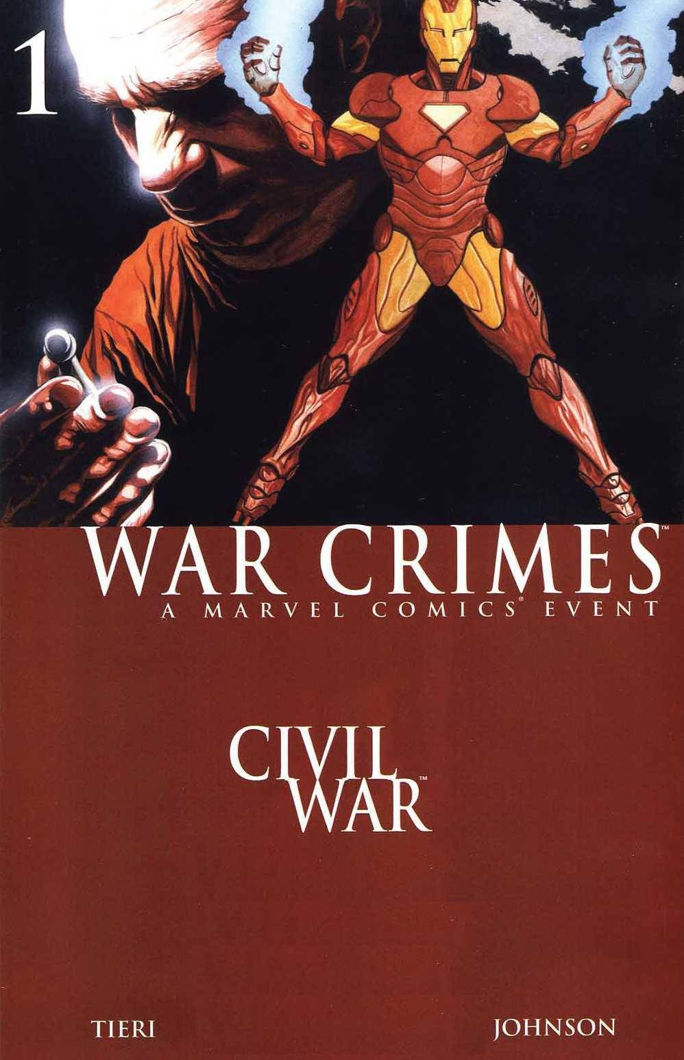 A Blasty From The Pasty [353 of 558] 082 Civil War - War Crimes Blasty-DCP
