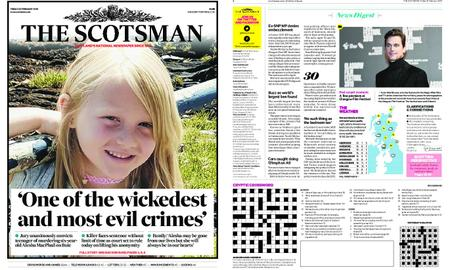 The Scotsman – February 22, 2019