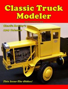 Classic Truck Modeler - January/February 2019
