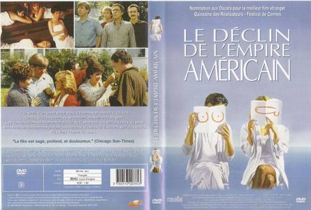 Le déclin de l'empire américain DVD rip