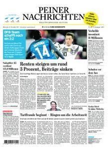 Peiner Nachrichten - 15. November 2017