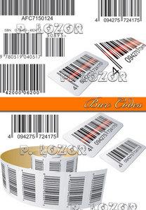 Bar Codes - Stock Vectors