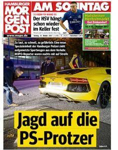 Hamburger Morgenpost - 15. Oktober 2017