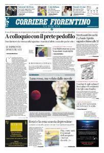 Corriere Fiorentino La Toscana - 28 Luglio 2018