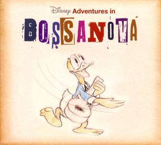 VA - Disney Adventures In Bossa Nova (2008) {Walt Disney/EMI}