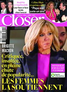 Closer France - 01 février 2019