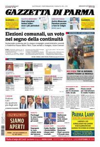 Gazzetta di Parma - 23 Settembre 2020