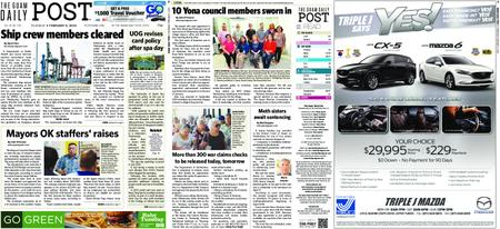 The Guam Daily Post – February 06, 2020