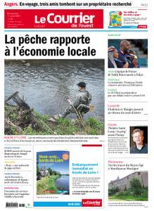 Le Courrier de l'Ouest Cholet – 01 août 2021