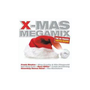 Various Artists - X-MAS Megamix 1 (85 Titres) 2CD November 2006