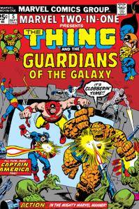 Marvel Two-In-One v1 005 Guardians of the Galaxy 1974 Digital