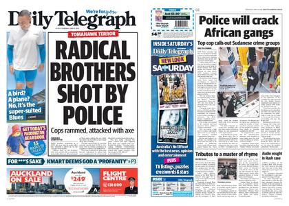 The Daily Telegraph (Sydney) – June 13, 2019