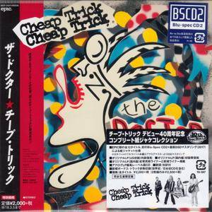 Cheap Trick - The Doctor (1986) {2017, Japan Blu-Spec CD2, Expanded & Remastered}