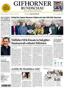 Gifhorner Rundschau - Wolfsburger Nachrichten - 18. Mai 2019