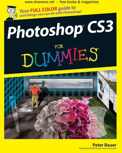 Photoshop CS3 For Dummies {Repost}