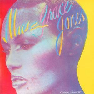Grace Jones - Muse (1979) [2011, Remastered Reissue]
