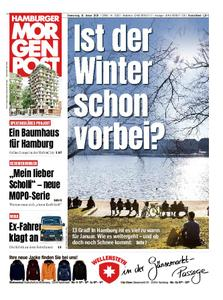 Hamburger Morgenpost – 16. Januar 2020