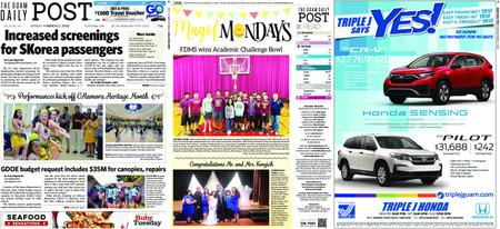 The Guam Daily Post – March 02, 2020