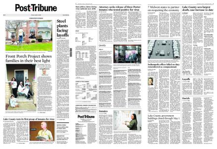 Post-Tribune – April 17, 2020
