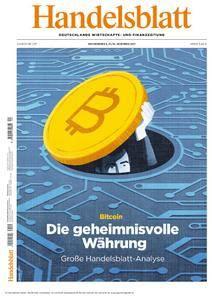 Handelsblatt - 08. Dezember 2017