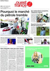Ouest-France Édition France – 17 septembre 2019
