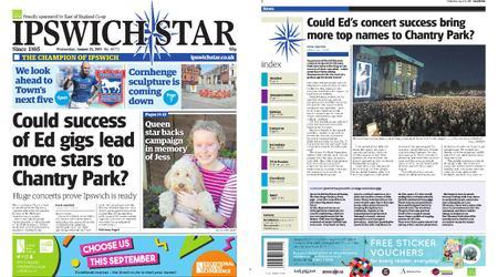Ipswich Star – August 28, 2019