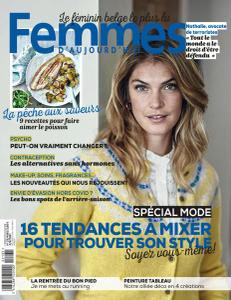 Femmes D'Aujourd'Hui - 2 Septembre 2021