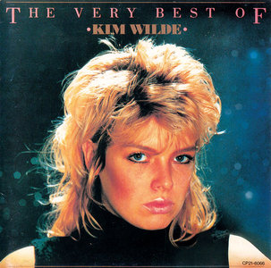 Kim Wilde - The Very Best Of Kim Wilde (1984) Japanese Edition
