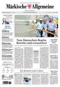 Märkische Allgemeine Dosse Kurier - 24. Mai 2018