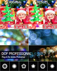 DOF Pro for Photoshop v.4.0.28 (Retail Version)