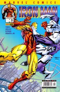 Iron Man Vol 2 09 Panini 13 06 2002