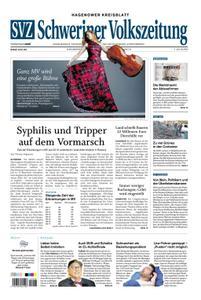 Schweriner Volkszeitung Hagenower Kreisblatt - 29. November 2018