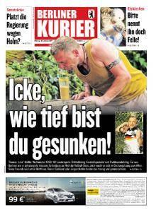 Berliner Kurier - 16 Januar 2017
