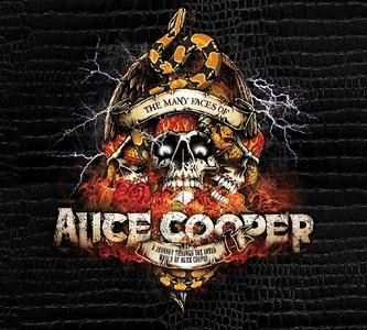 VA - The Many Faces Of Alice Cooper (2017)