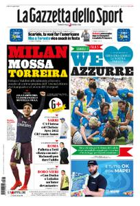 La Gazzetta dello Sport Roma – 15 giugno 2019