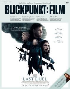 BlickpunktFilm - 04 Oktober 2021