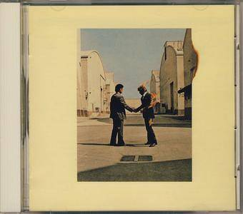 Pink Floyd - Wish You Were Here (1975) [1985, CBS/Sony 32DP-359, Japan]