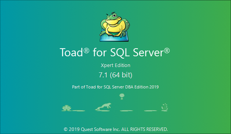 Toad for SQL Server 7.1.0.142 Xpert Edition (x86 / x64)