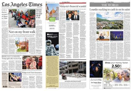 Los Angeles Times – July 11, 2019
