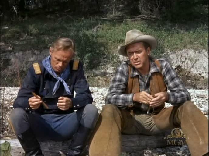 Zwei ritten zusammen (1960)