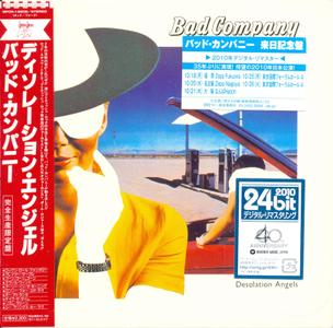 Bad Company - Desolation Angels (1979) [24-bit Remastering 2010, Japan] Repost