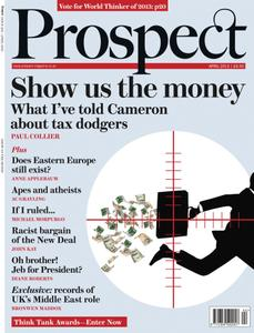 Prospect Magazine - April 2013