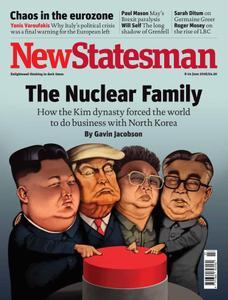 New Statesman - 8 - 14 June 2018