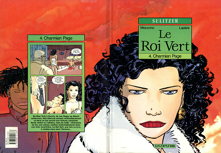 Le Roi Vert - Tome 4 - Charmian Age