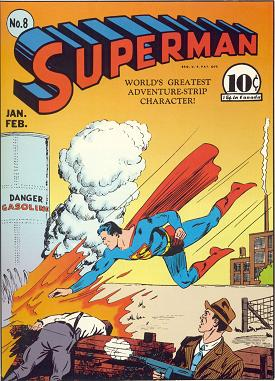 Superman Issue #8
