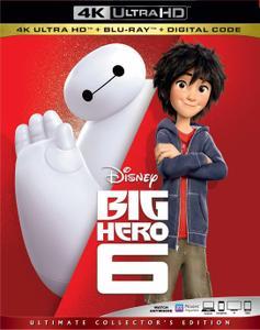 Big Hero 6 (2014) [4K, Ultra HD]