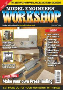 Model Engineers' Workshop - Issue 290 - February 2020