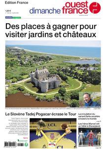 Ouest-France Édition France – 04 juillet 2021