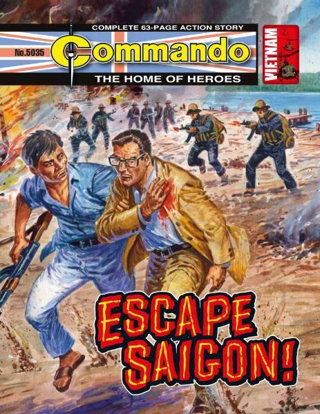 Commando 5035 Escape Saigon Avaxhome