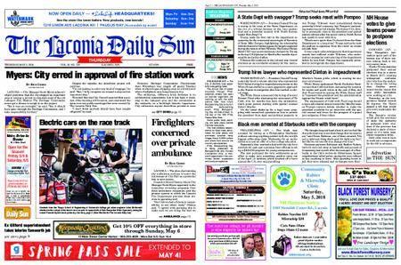 The Laconia Daily Sun – May 03, 2018